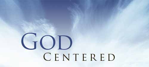 Slide - God Centered - God Centered